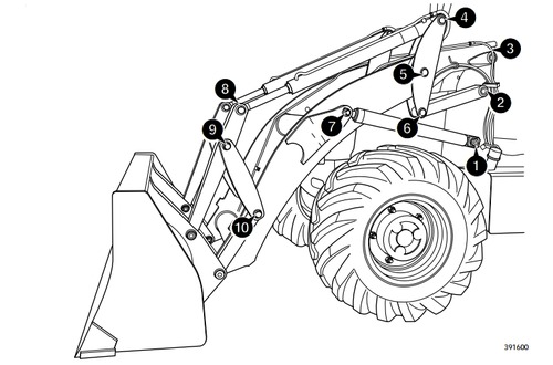 JCB 2cx & VARIANTS Backhoe Loader Service repair Manual