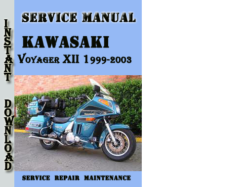1990 Kawasaki Voyager Wiring Diagrams