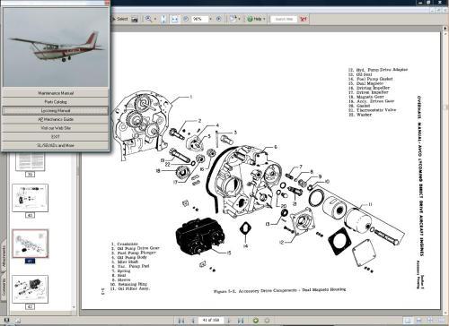 small resolution of cessna 172rg manual set engine 80 85 172 rg