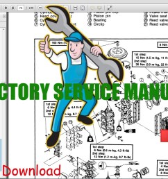 mercury 4 stroke service repair manual 25 big foot [ 1191 x 838 Pixel ]