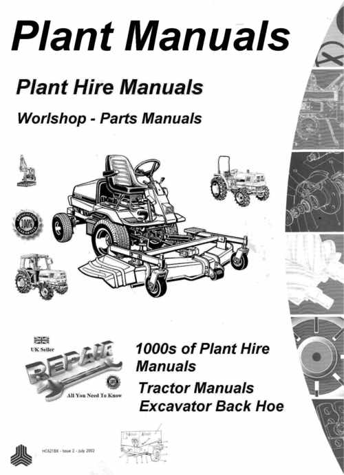 Free Benford 5000 and 7000 Dumper parts manual Download