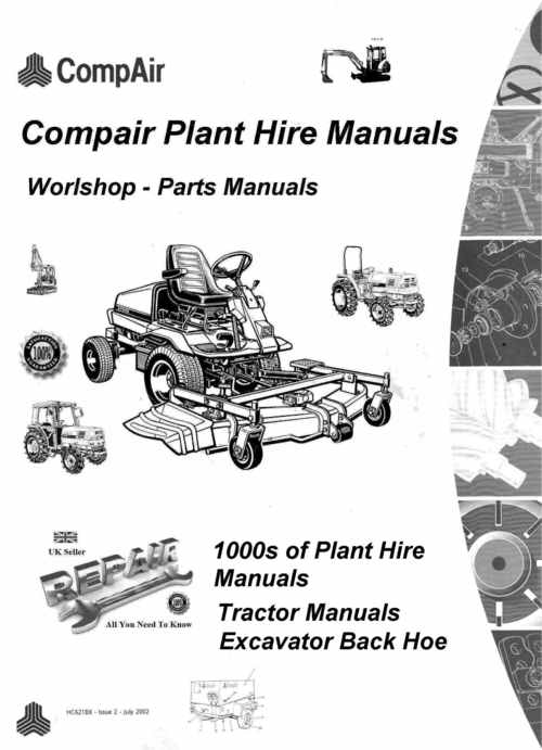 Free Doosan P185W compressor parts manual Download