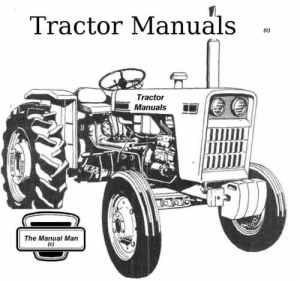 Ford 3000 Tractor Parts manual  Download Manuals & Technical