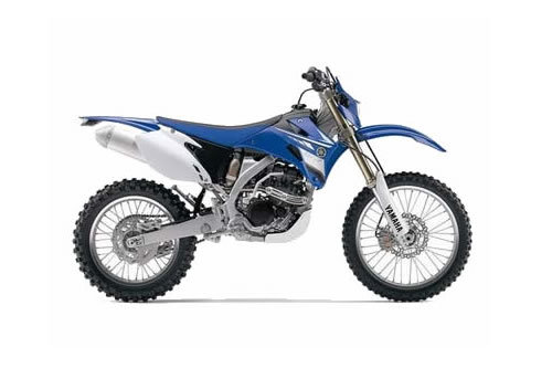 Yamaha WR250F service manual repair 2008 WR 250F WR250