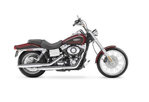 Harley Davidson Dyna models service manual repair 2007 FXD