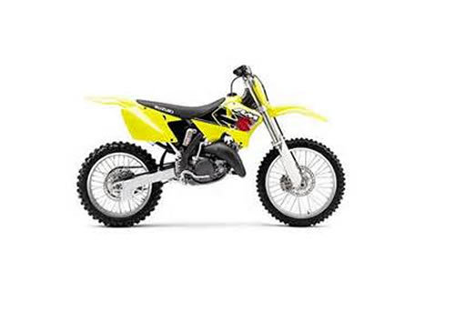 Free 2003 Suzuki Rm125 Service Manual Download Download