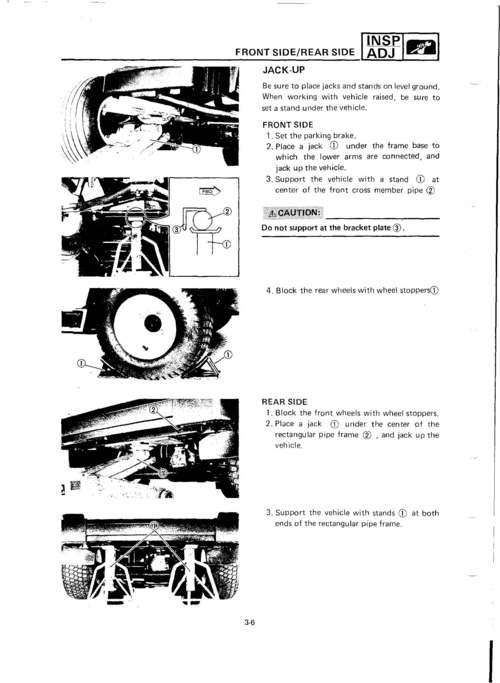 Yamaha Golf Cart G2&G9 Factory Service Repair Manual