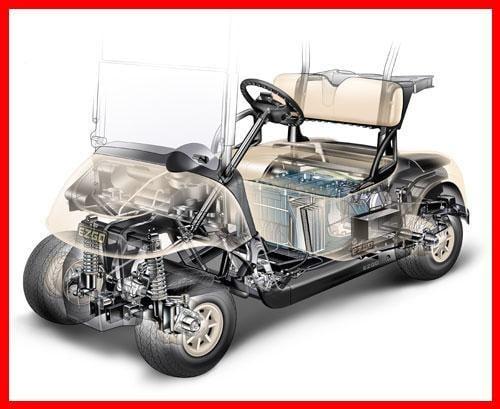 ez go electric golf cart troubleshooting flygt pump wiring diagram ezgo fleet freedom & pds repair service manual - downloa...