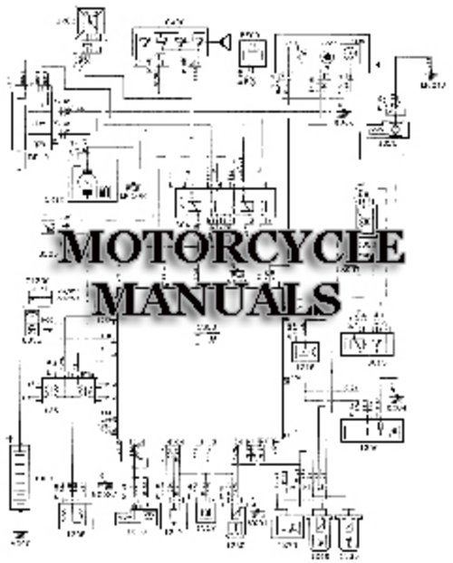 Kymco Scout ZX 50 repair service manual ebook download pdf