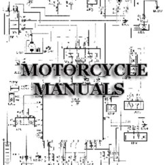Harley Davidson Wiring Diagrams And Schematics Ford Fiesta Mk6 Audio Diagram Kymco Movie 125 Repair Service Manual Ebook Download Pdf - Download...