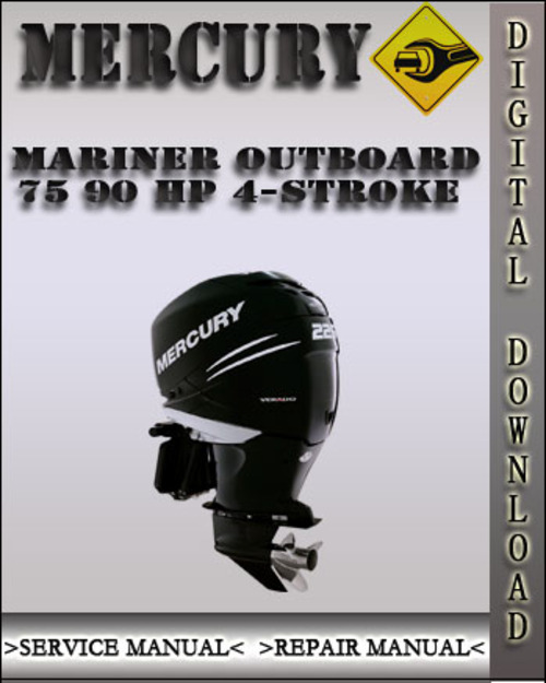 Mercury Outboard Service Manual Mercury Outboard Wiring Diagram