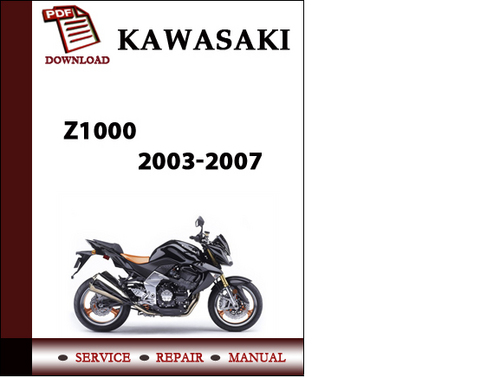 Wiring Diagram Kawasaki Z1000