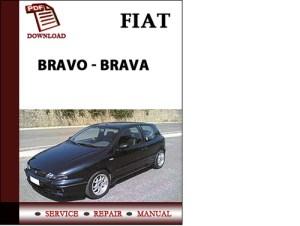 Fiat Bravo  Brava Workshop Service Repair Manual Pdf Download  Do