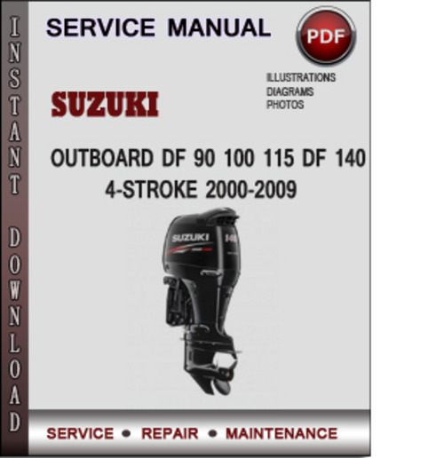 Suzuki Outboard Manuals - Auto Electrical Wiring Diagram