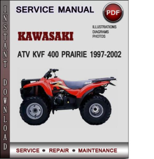 Kawasaki Prairie 400 Wiring Harness