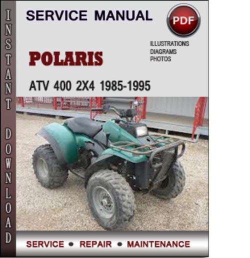 1994 Polaris Sportsman 400 Wiring Diagram Diagram