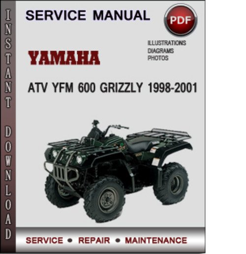 Grizzly 600 Fan Wiring Further Yamaha Grizzly 600 Wiring Diagram