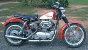 HARLEY DAVIDSON SPORTSTER XL XLH XLCH 19591969 BIKE