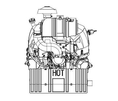 Kohler Command Pro ECV940 ECV980 Engine Service Repair