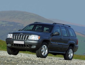 2000 Jeep Grand Cherokee WJ Service Repair Workshop Manual