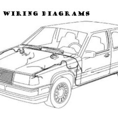 1991 Volvo 740 Radio Wiring Diagram The Carbon Cycle Gcse 1999 S80 Diagrams Download - Manuals & Te...