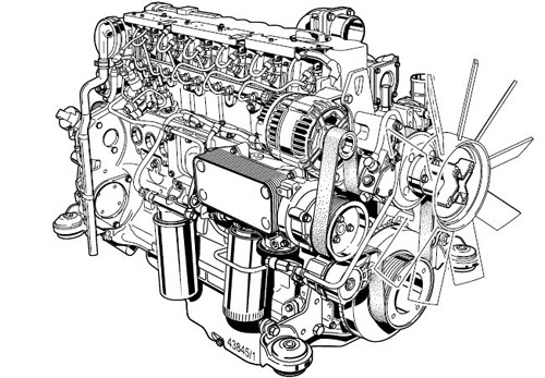 Deutz TCD 2013 2V Diesel Engines Service Repair Manual