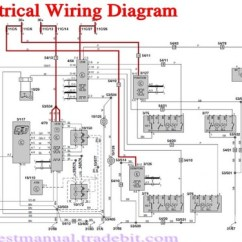 International 4300 Wiring Diagram 1998 Kawasaki Bayou 300 Volvo S40 V40 2002 Electrical Manual Instant Downloa...