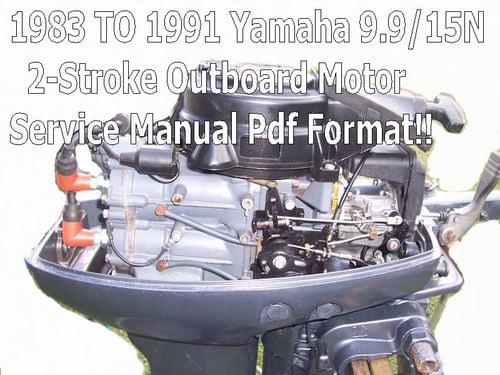 boat wiring diagrams 2006 chevy silverado 2500hd radio diagram yamaha 9.9 15n outboard 2-stroke service manual - download manuals...