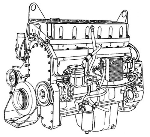 Cummins M11 Service Manual Diesel Engine Repair Download