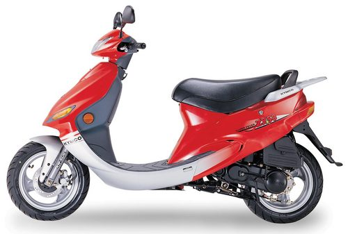 kymco scout 50 scooter full service repair manual 2000 2007