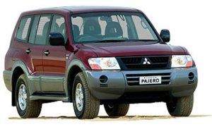 19912003 Mitsubishi Pajero Montero Workshop Service