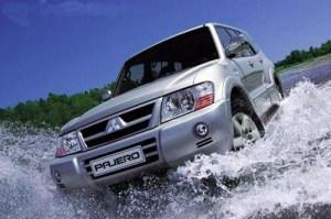 20012003 Mitsubishi Pajero Service Workshop Manual