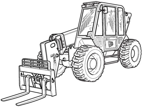 JCB Load Control (Supplement) Telescopic Handler Service