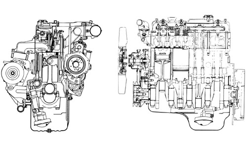 Free ISUZU 2AA1 3AA1 2AB1 3AB1 DIESEL ENGINE WORKSHOP