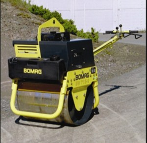 BOMAG BW71 E2 Single Drum Vibratory Rollers Service Parts