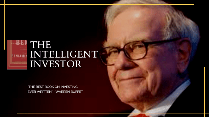 the intelligent investor by benjamin graham book summary