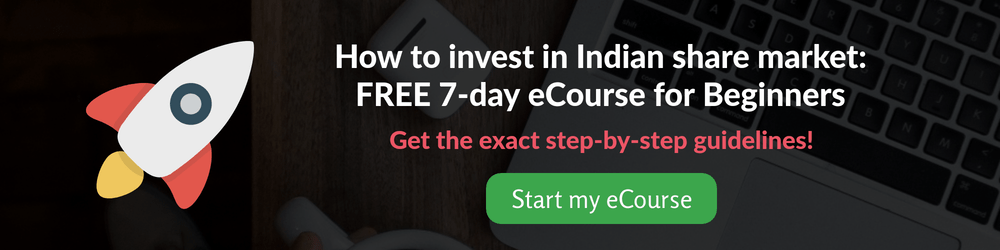 Free eCourse- how to invest in Indian share market