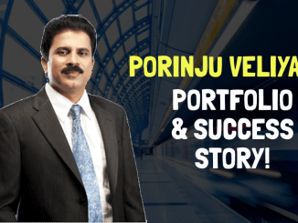 Porinju Veliyath Stock Portfolio and Success Story