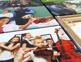 Canvas Prints for Schools. Colleges & Universities