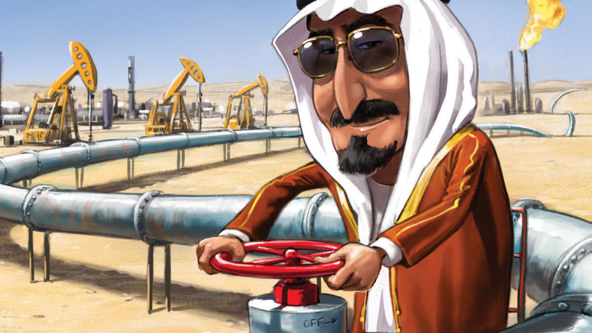 Saudi Arabia Arrests Effect on Oil Price