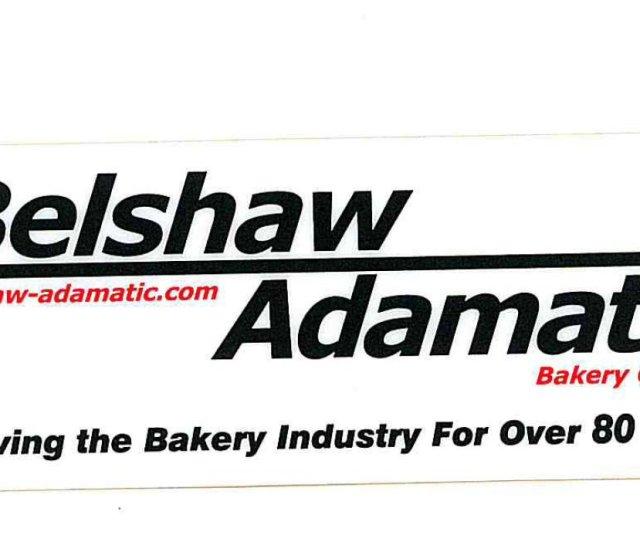 Belshaw Adamatic Bakery Group Belshaw Adamatic Com