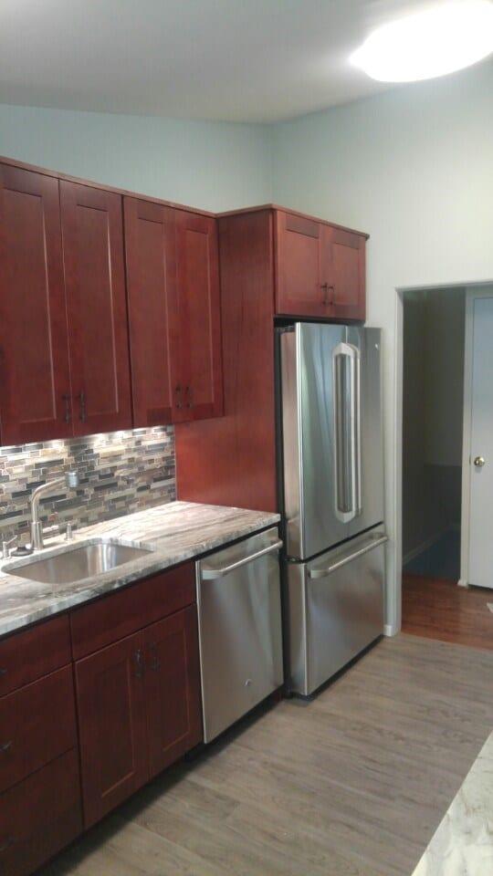 Baltimore Kitchen Remodeling  Trademark contruction