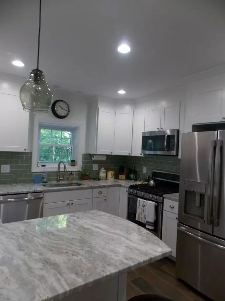 Mt Washington MD Kitchen Remodel  TradeMark Construction