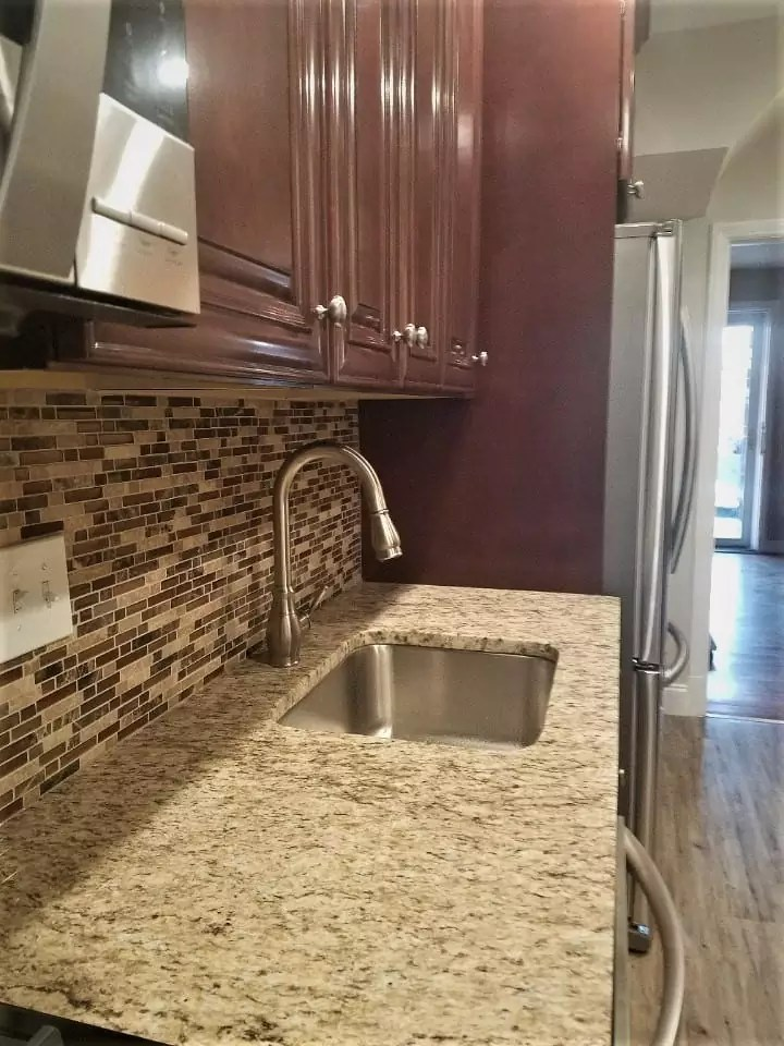 Small kitchen Remodel in Baltimore MD  TradeMark Construction