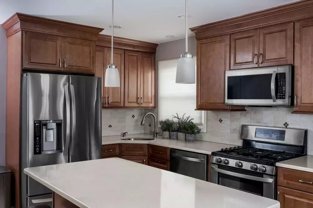 Kitchen Cabinets Maryland Trademark Construction