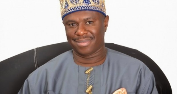 Image result for Director-General, Nigeria Maritime Administration and Safety Agency, Dr. Dakuku Peterside