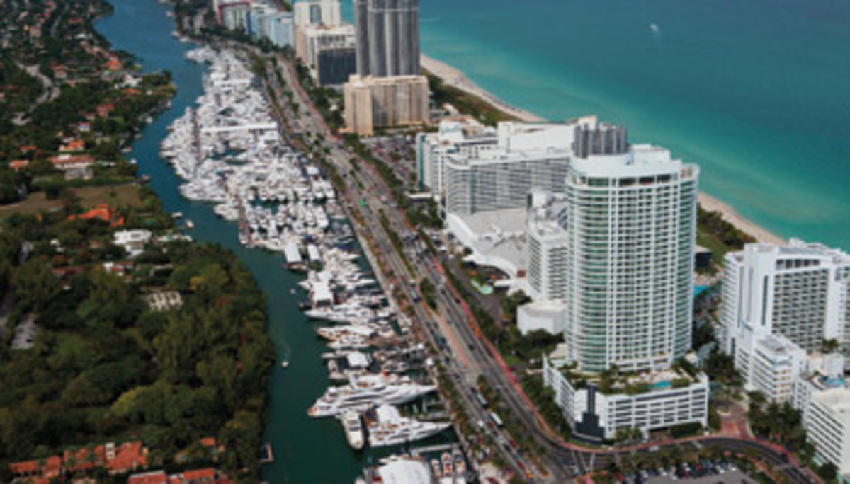 The French Riviera On Collins Avenue Trade Only Today