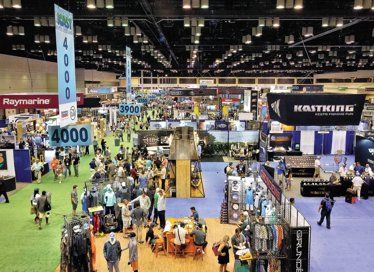 The Largest ICAST Ever Trade Only Today