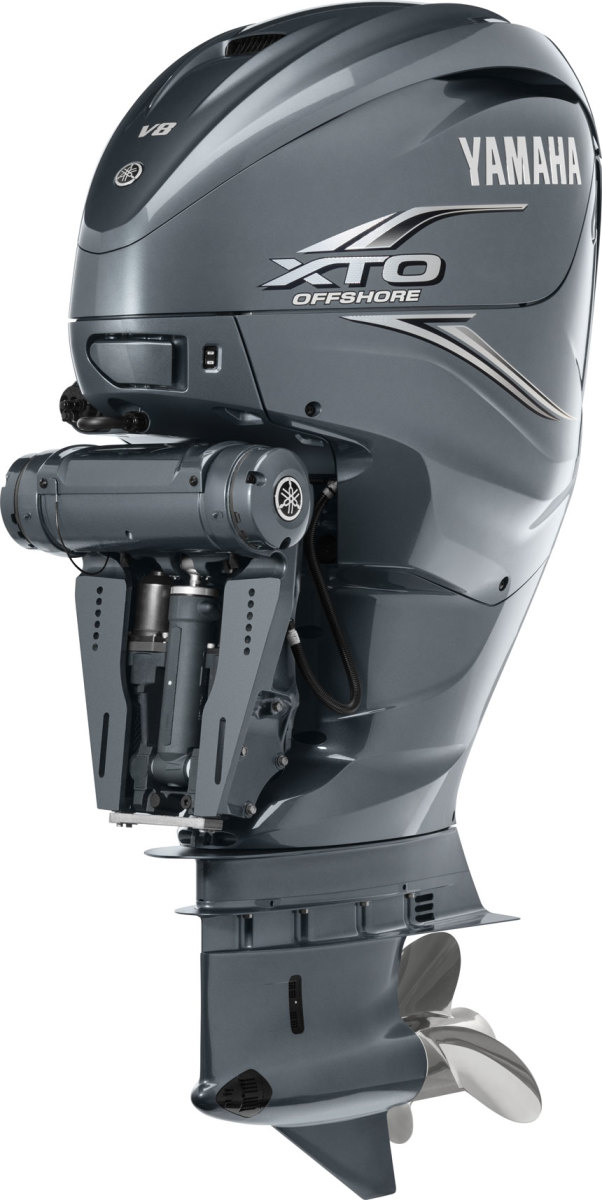 Yamaha Introduces 425 Hp V 8 Outboard Trade Only Today