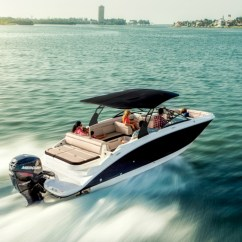 Sea Ray Warranty Ford 4000 Tractor Ignition Switch Wiring Diagram Decision To Discontinue Yachts Was A Difficult One Trade Will Increase Its Emphasis On Outboard Powered Boats Under 40 Feet Shown